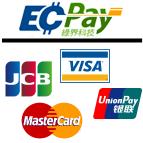 免會員方式信用卡付款提供 VISA JCB MASTER CARD 銀聯卡付款支付,線上刷卡請依照付款金額付款